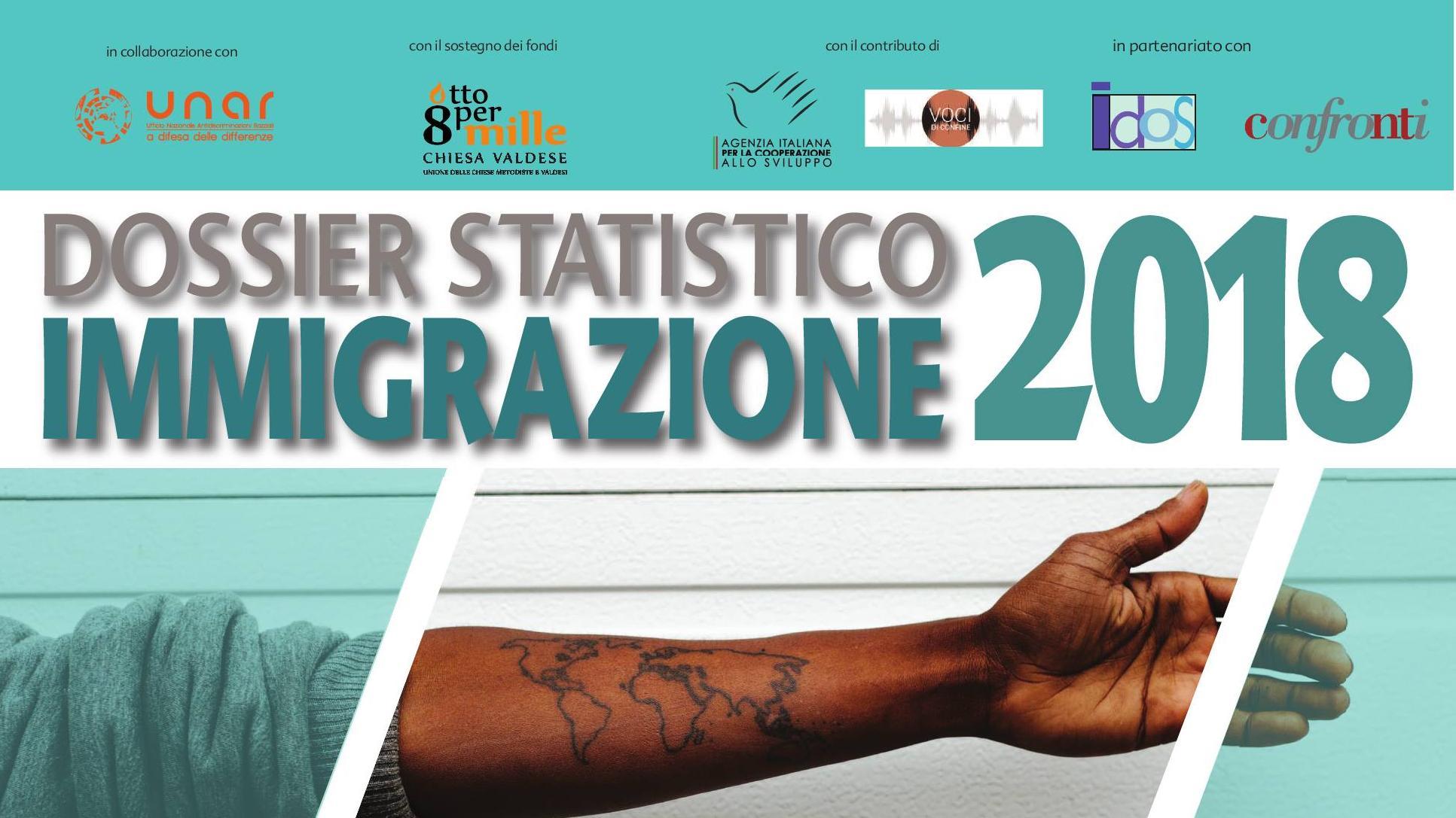 Dossier statistico immigrazione 2018: i numeri di IDOS e ...